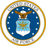 Air Force Military Service Mark