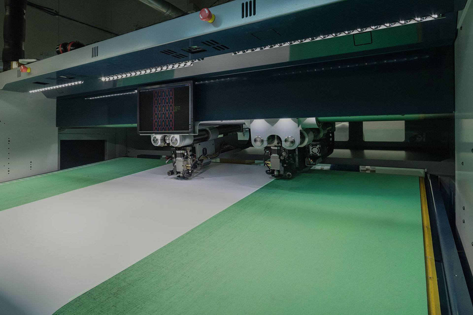 Industrial Sewing, Spreading, Cutting of Technical Soft Goods and Apparel